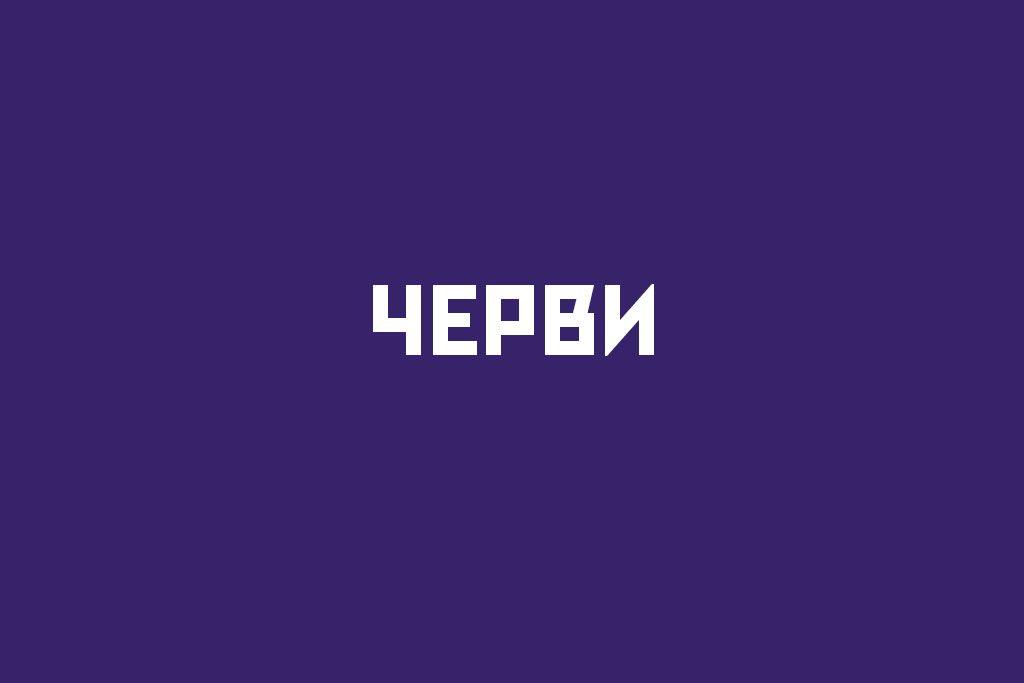 """ПАНК-МЮЗИКЛ """"ЧЕРВИ"""""""